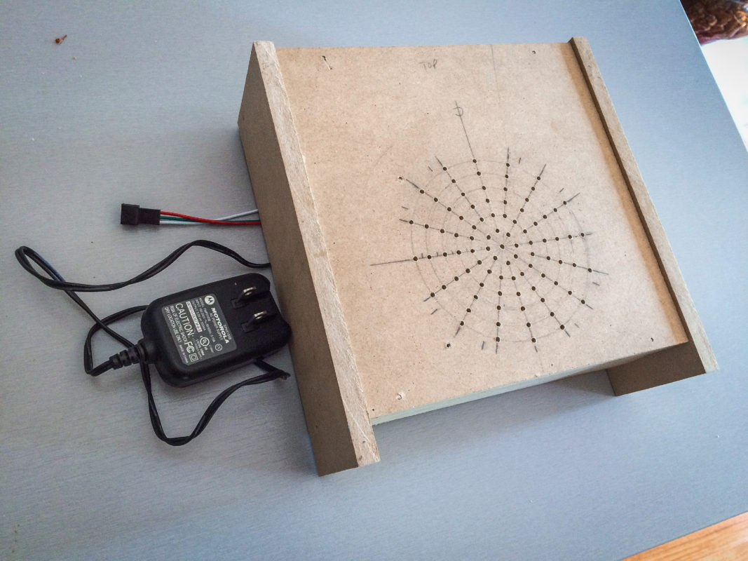 Speaker layout